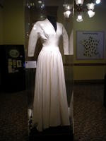 Arizona's wedding dress