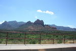 A view of Sedona
